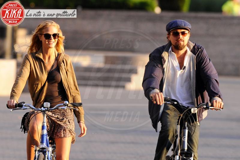 Erin Heatherton, Leonardo DiCaprio - New York - 15-06-2012 - Leonardo DiCaprio di nuovo single: è finita con Nina Agdal