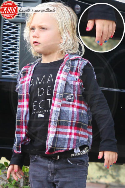 Zuma Rossdale - Hollywood - 07-10-2012 - Brian Austin Green: