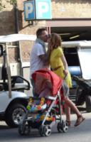 Mia Facchinetti, Alessia Marcuzzi, Francesco Facchinetti - Roma - 29-04-2012 - E' finita tra Alessia Marcuzzi e Francesco Facchinetti