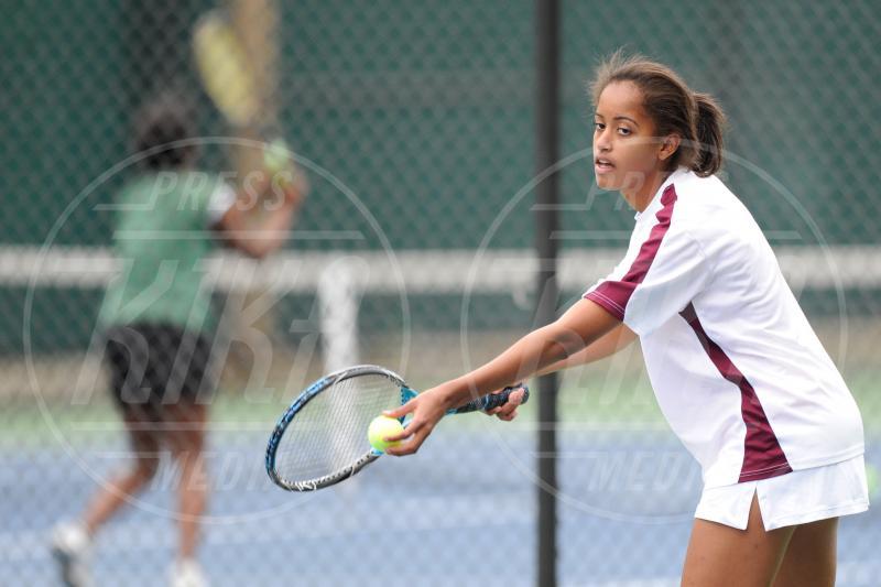 Malia Obama - Washington - 09-10-2012 - Gli Us Open risvegliano la passione per il tennis delle star