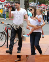 Jennifer Garner, Ben Affleck - 04-07-2012 - Jennifer Lopez e Ben Affleck sono ancora amici