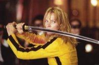 Kill Bill, Uma Thurman - Los Angeles - 08-03-2012 - Le eroine del grande schermo combattono per un mondo più rosa