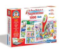 """Sapientino 1000 Quiz - 11-10-2012 - E' morto Mario Clementoni, il """"papà"""" del Sapientino"""
