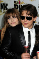 Prince Michael Jackson, Paris Jackson - Los Angeles - 12-10-2012 - Paris Jackson ha tentato il suicidio