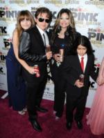 La Toya Jackson, Prince Michael Jackson II, Prince Michael Jackson, Paris Jackson - Los Angeles - 12-10-2012 -