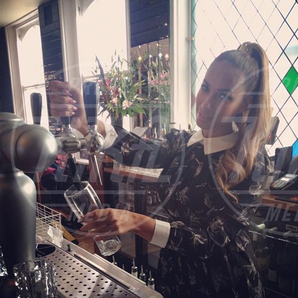 Leona Lewis - Los Angeles - 12-10-2012 - Camilla di Cornovaglia, in vino veritas?