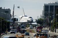 Space Shuttle Endeavour - Los Angeles - 12-10-2012 - Lo Space Shuttle Endeavour a spasso per gli USA