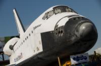 12-10-2012 - Lo Space Shuttle Endeavour a spasso per gli USA