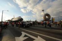 Space Shuttle Endeavour - Los Angeles - 13-10-2012 - Lo Space Shuttle Endeavour a spasso per gli USA