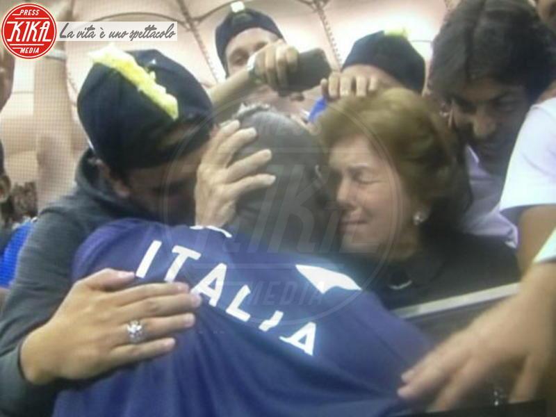 Silvia Balotelli, Mario Balotelli - Varsavia - 15-10-2012 - Mario Balotelli lascia il Milan. Al Liverpool per 4 anni