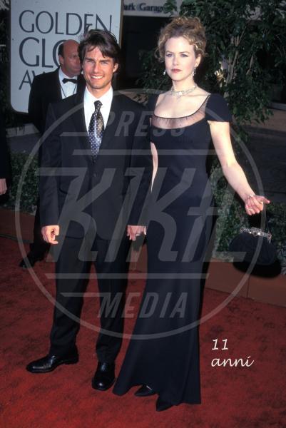 Isabella Cruise, Tom Cruise, Nicole Kidman - Londra - 02-08-2016 - 2013: l'annus horribilis delle coppie vip