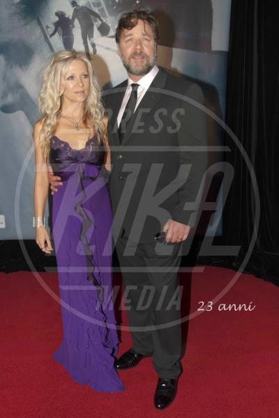 Danielle Spencer, Russell Crowe - Sydney - 16-10-2012 - Niente è per sempre, soprattutto in amore