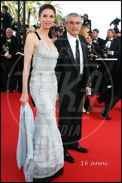 Alessandra Martines, Claude Lelouch - Cannes - 16-10-2012 - 2013: l'annus horribilis delle coppie vip