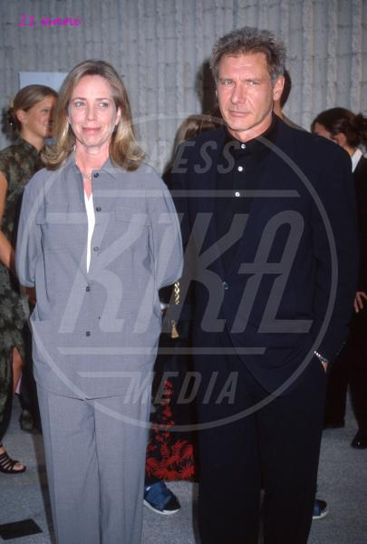 Melissa Mathison, Harrison Ford - Hollywood - 16-10-2012 - Michael Moore  e Kathleen Glynn si sono detti addio