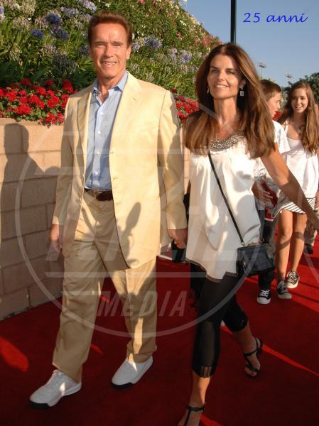 Maria Shriver, Arnold Schwarzenegger - Carson - 16-10-2012 - 2013: l'annus horribilis delle coppie vip