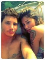 Stefano De Martino, Belen Rodriguez - 07-08-2012 - Belen è incinta: la showgirl ha confermato la gravidanza