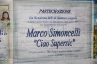 Funerali Marco Simoncelli - Coriano - 27-10-2011 - Superbike: Andrea Antonelli è morto a Mosca