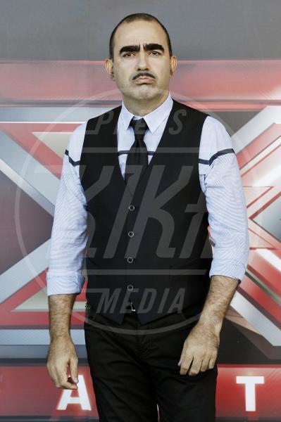 Elio - Milano - 16-10-2012 - X Factor 2012: la sfida dei tutor a colpi di look