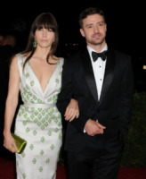 Jessica Biel, Justin Timberlake - New York - 08-05-2012 - Nozze in Puglia per Justin e Jessica