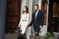 Liam Neeson, Olivia Wilde - Roma - 18-10-2012 - Palpatine hot, scopri chi allunga le mani