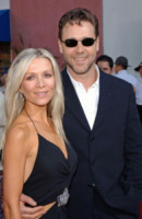 Danielle Spencer, Russell Crowe - Los Angeles - 28-12-2010 - Damian Whitewood non ha causato il divorzio di Russell Crowe