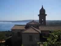Castello Odescalchi - Bracciano - 18-10-2012 - Italia: per i vip stranieri è la terra delle promesse