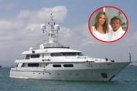 Matrimonio Stewart - 18-10-2012 - Italia: per i vip stranieri è la terra delle promesse