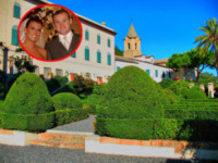 Matrimonio Rooney - Portofino - 18-10-2012 - Italia: per i vip stranieri è la terra delle promesse