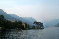 Lago di Como - Como - 30-05-2009 - Italia: per i vip stranieri è la terra delle promesse