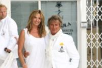 Rod Stewart, Penny Lancaster - Portofino - 17-06-2007 - Italia: per i vip stranieri è la terra delle promesse