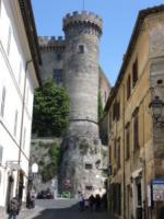 Castello Odescalchi - Bracciano - 17-04-2011 - Italia: per i vip stranieri è la terra delle promesse