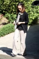 Honor Warren, Jessica Alba - Los Angeles - 17-03-2009 - Il pigiama valica i confini di casa con le star