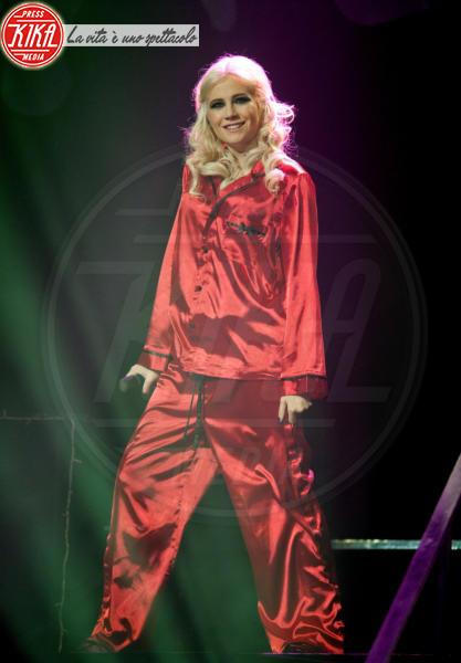 Pixie Lott - Glasgow - 24-11-2010 - Il pigiama valica i confini di casa con le star