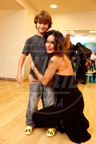 Carlos Corona, Nina Moric - Milano - 19-11-2010 - Nina Moric ricoverata per overdose di farmaci