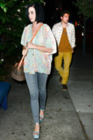 Katy Perry, John Mayer - Beverly Hills - 05-09-2012 - Katy Perry festeggia il compleanno con John Mayer