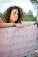 "tirocinante, Federica Tiberio - Siracusa - 17-10-2012 - Raffaella Mauceri: ""Diciamo basta ai femminicidi"""