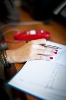 "Centro Antiviolenza - Siracusa - 17-10-2012 - Raffaella Mauceri: ""Diciamo basta ai femminicidi"""