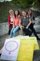 "Ornella Iuvara, Federica Tiberio, Raffaella Mauceri - Siracusa - 17-10-2012 - Raffaella Mauceri: ""Diciamo basta ai femminicidi"""