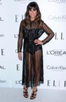 Lea Michele - Hollywood - 16-10-2012 - Lea Michele festeggia su Twitter la prima gravidanza fasulla