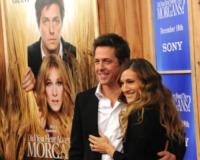 Hugh Grant, Sarah Jessica Parker - New York - 14-12-2009 - Hugh Grant in una commedia romantica su uno scrittore fallito