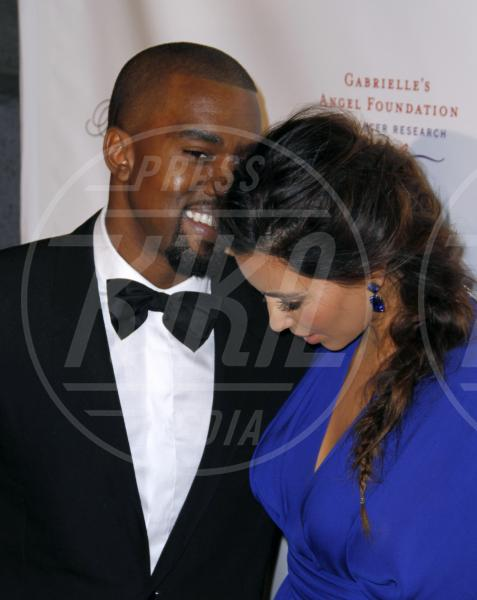 Kim Kardashian, Kanye West - New York - 23-10-2012 - Kim Kardashian ha chiamato la figlia North West