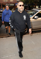 Russell Crowe - New York - 23-10-2012 - Russell Crowe, lassù qualcuno lo ama: gli extraterrestri