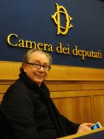 Lele Mora - Roma - 24-10-2012 - Gli smartphone influenzeranno l'evoluzione dell'uomo