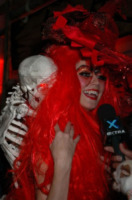 Seal, Heidi Klum - New York - 02-11-2004 - Ad Halloween le star si vestono così