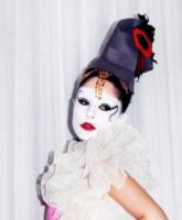 Paola Iezzi - Napoli - 03-11-2009 - Ad Halloween le star si vestono così