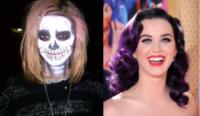 Katy Perry - Ad Halloween le star si vestono così