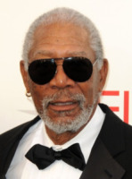 Morgan Freeman - Culver City - 07-06-2012 - Tutte le star a favore della marijuana