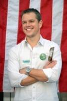 Matt Damon - Beverly Hills - 27-10-2008 - Giornata dell'ambiente: le star a tutela del pianeta