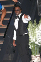 Puff Daddy - Cannes - 23-05-2012 - Diddy ferito a clavicola, costole e collo nell'incidente d'auto