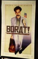 Borat Poster - Hollywood - 23-10-2006 - Nuova denuncia per Sacha Baron Cohen
